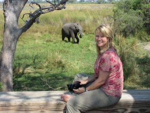 Sarah elephant
